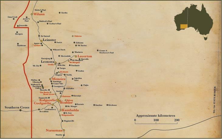 Eastern Goldfields Historical Society